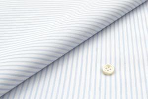 [オーダーシャツ]【形態安定】でお手入れ簡単!すっきり爽やかな印象