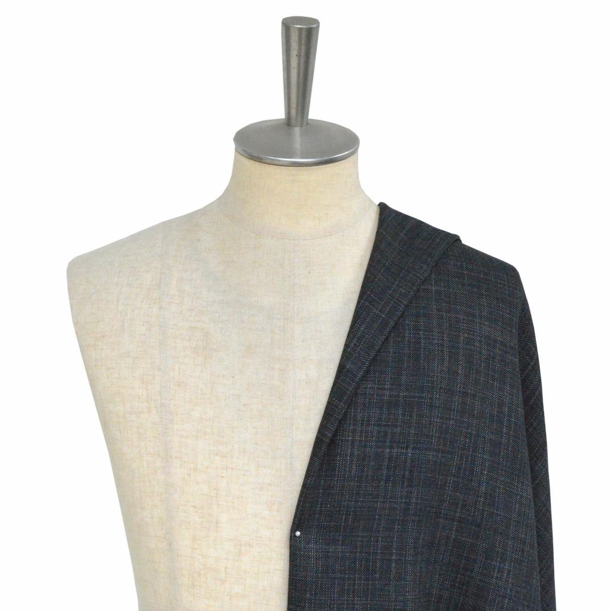 [オーダーレディーススーツ スカートセット]【GUABELLO】艶があり軽くて着心地の良さが特徴