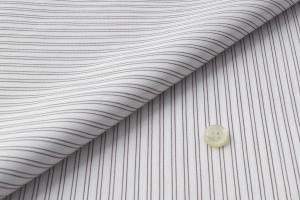 [オーダーシャツ]【CANCLINI】落ち着いた印象のシャツコーデに