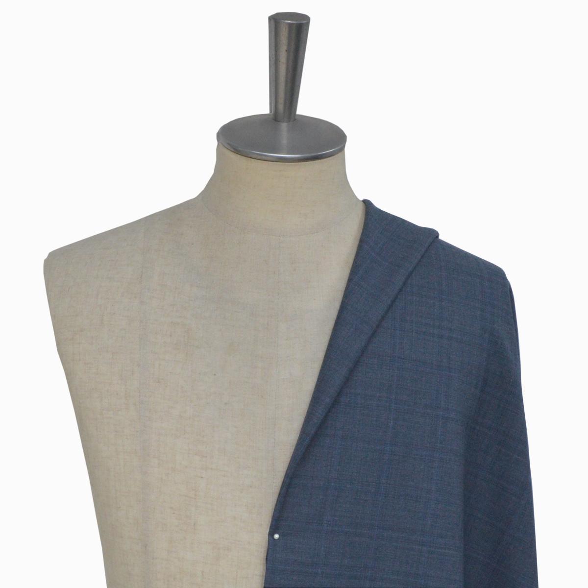 [オーダーレディーススーツ スカートセット]【LORO PIANA】優しく包み込む上質な着心地