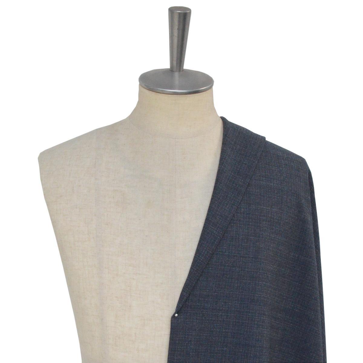 [オーダーレディーススーツ スカートセット]【BOTTO】グレンチェック柄で存在感や個性を