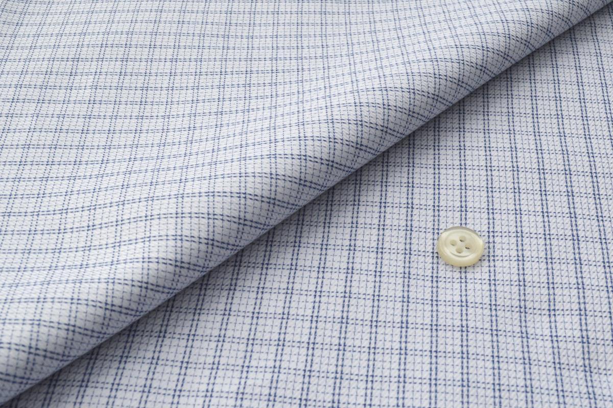 [オーダーシャツ]【CANCLINI】大人カジュアルな雰囲気に