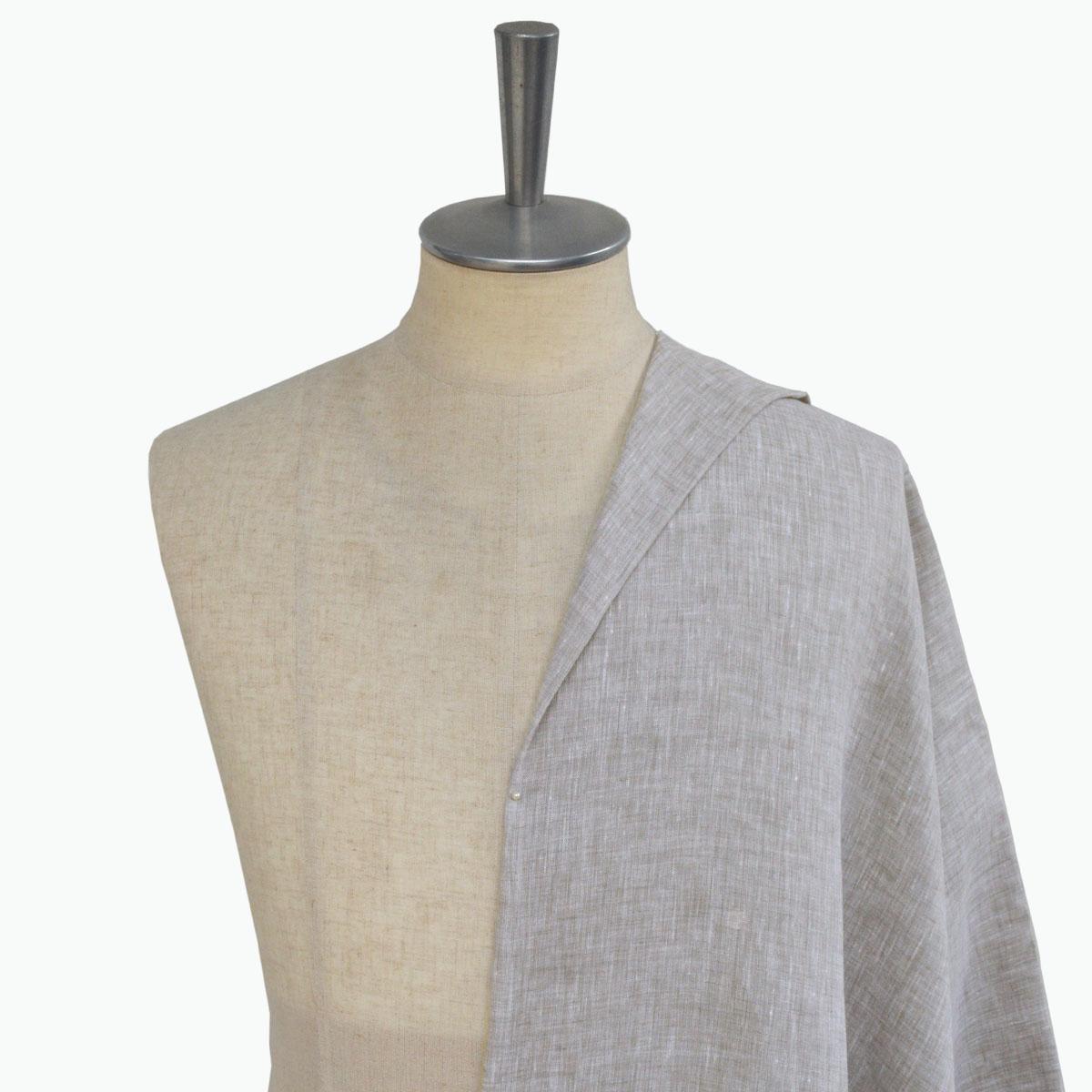 [オーダーシャツ]【CANCLINI】吸湿・さらりとした着心地の良さが特徴