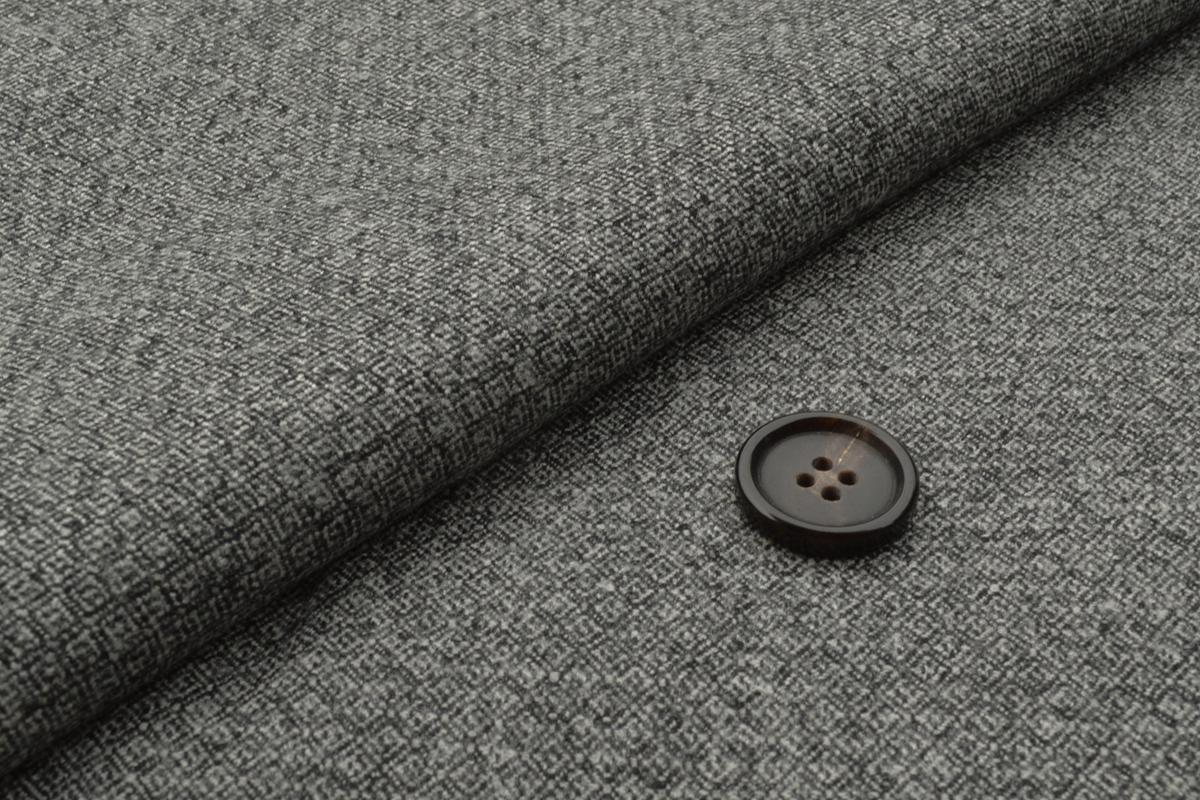 [オーダーレディースジャケット]【フランネラーナ】遠目で見ると無地、近づくとさり気ない柄がオシャレ