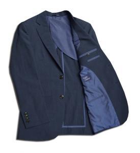 [オーダーレディーススーツ スカートセット]クールビズにお勧め・汗ばむ夏も快適に!