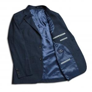 [オーダースーツ]【クールビズ】涼し気に着こなせるスーツは夏の強い味方!
