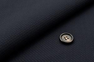 [オーダーレディースジャケット]【CANONICO】ジオメトリック風の織柄でエレガントな一着を