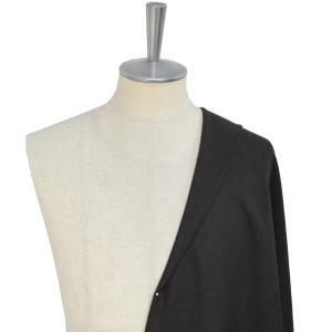 [オーダーレディーススーツ パンツセット]【CANONICO】保温性と柔らかい風合いが特徴