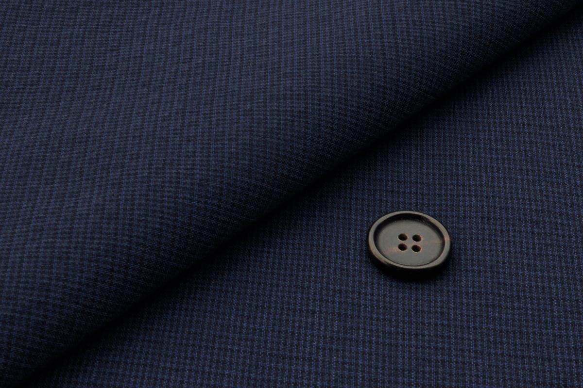 [オーダーレディーススーツ スカートセット]春夏に人気のシアサッカー素材・爽やかにオシャレを