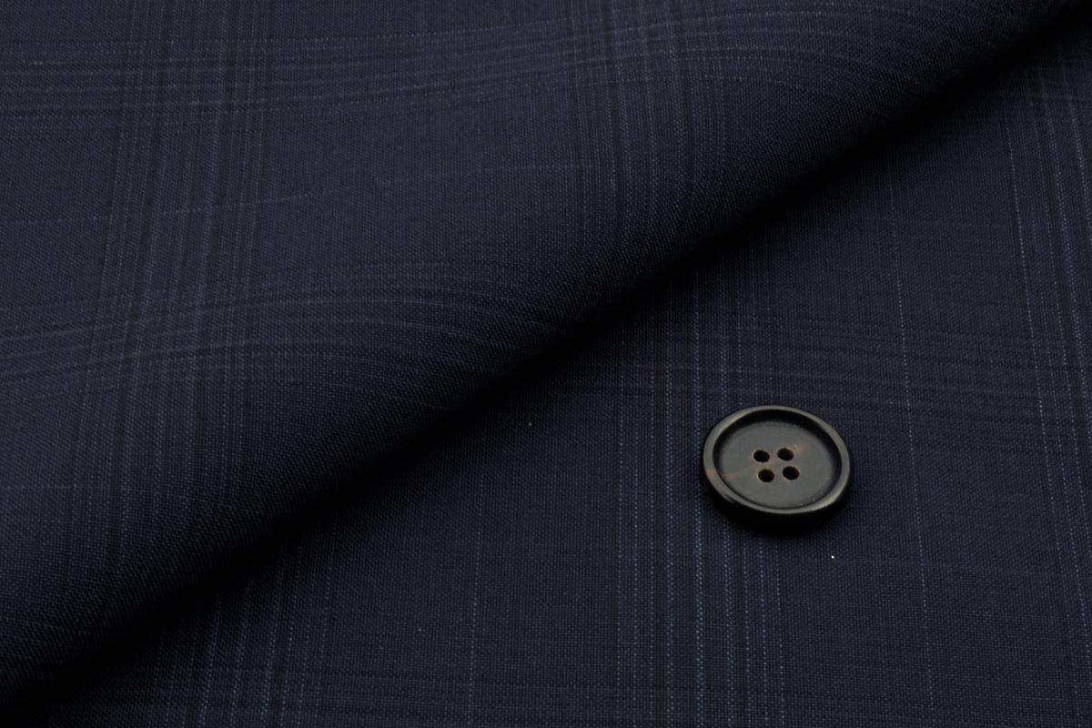[オーダーレディーススーツ スカートセット]人気のグレンチェック柄でよりお洒落に