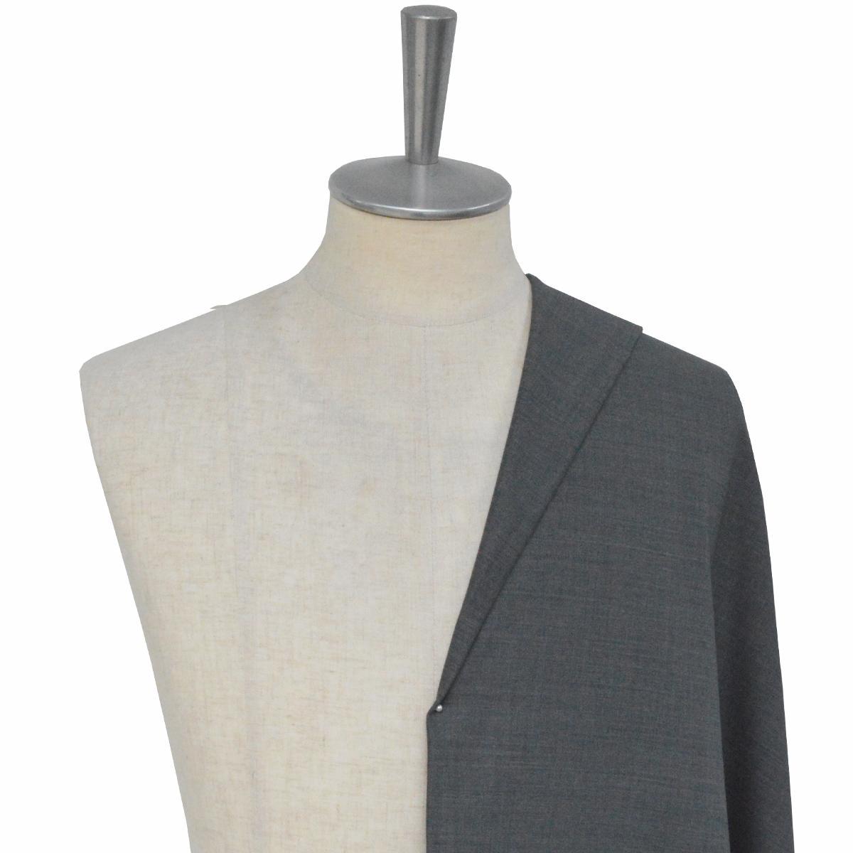 [オーダースーツ]どんな色にもあわせやすく、あなたらしさを演出できるスーツ