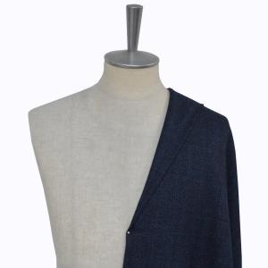 [オーダースーツ]【Loro Piana】 吸湿性に優れた生地で、快適にスーツを着こなす!