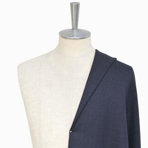 [オーダージャケット]ソフトなハリが心地よいネイビースーツ