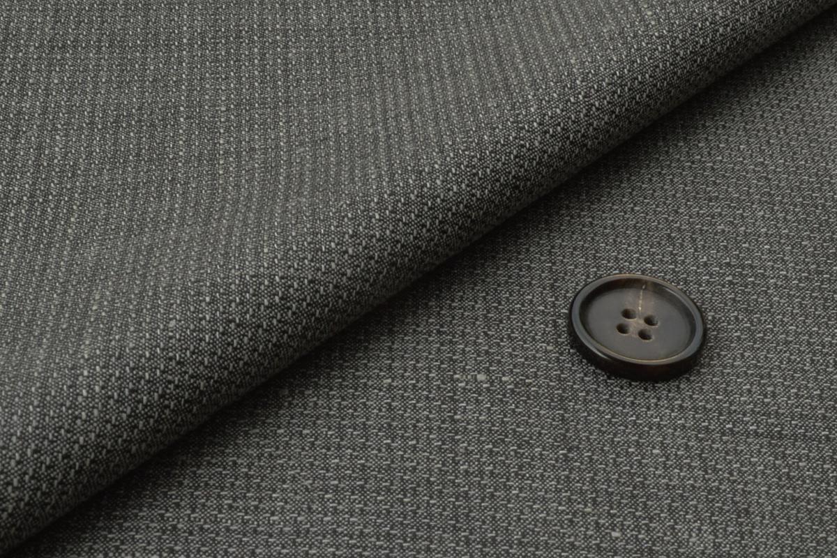 [オーダーレディースジャケット]【清涼素材×グレー無地】夏のビジネスを応援します!