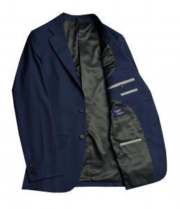 [オーダージャケット]イタリアの老舗ブランドの自信作・肌ざわり抜群のなめらか生地