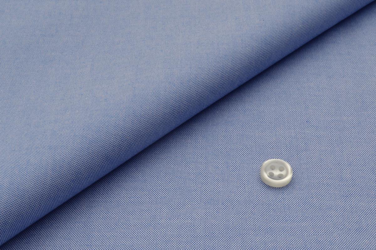 [オーダーシャツ]ブルーネイビー色がYゾーンを爽やかに彩る!