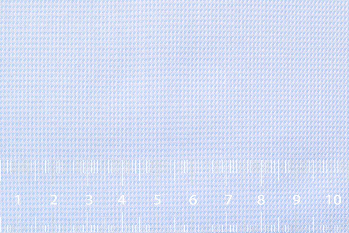 [オーダーシャツ]【ビジネスシーンで大活躍】 爽やかなブルーが好印象をプラス!