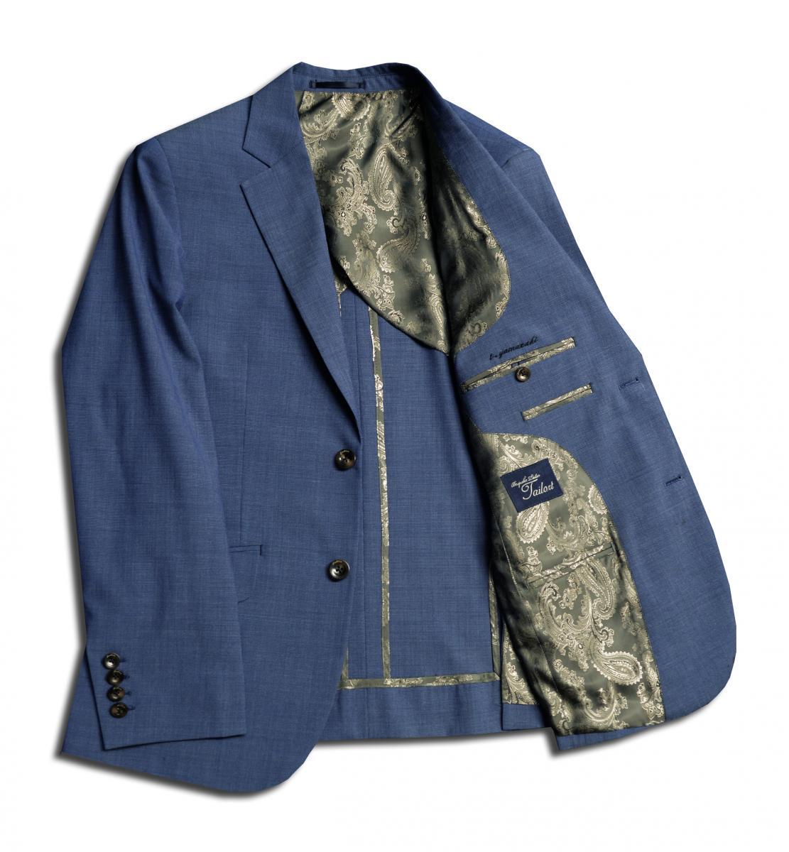 [オーダーレディーススーツ スカートセット]アクティブに働くビジネスマンの強い味方!防シワ素材