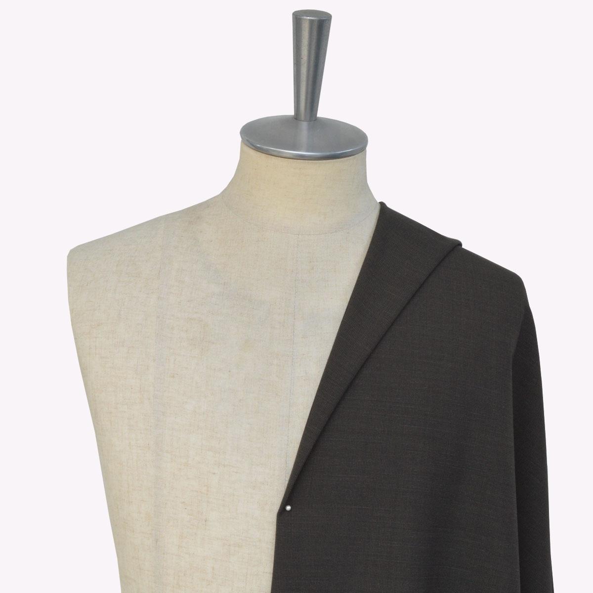[オーダーレディーススーツ スカートセット]夏の強い味方!透け感のある爽やか素材!