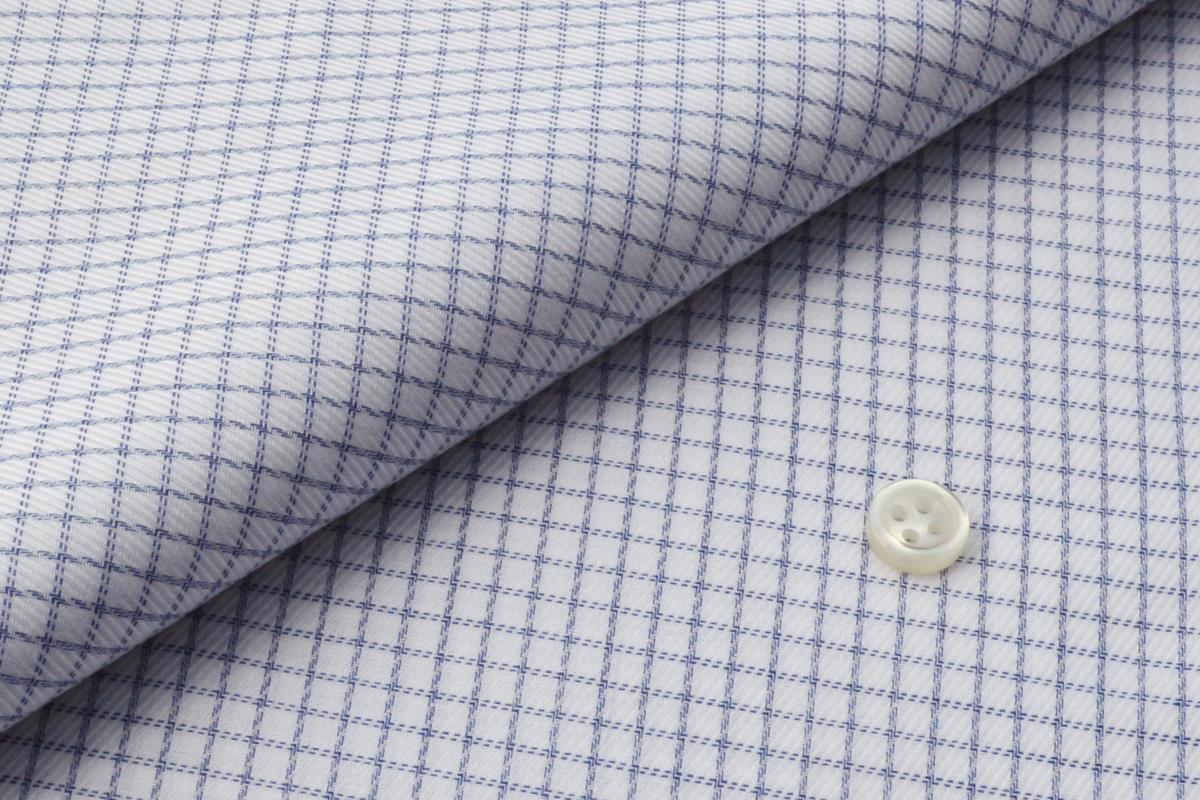 [オーダーシャツ]光沢が高級感を演出してくれる1着