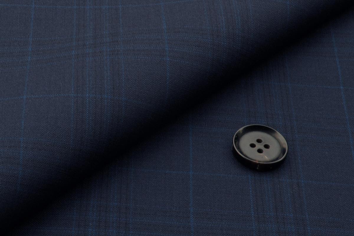 [オーダースーツ]【REDA】イタリアの老舗ブランドから上品なチェック柄