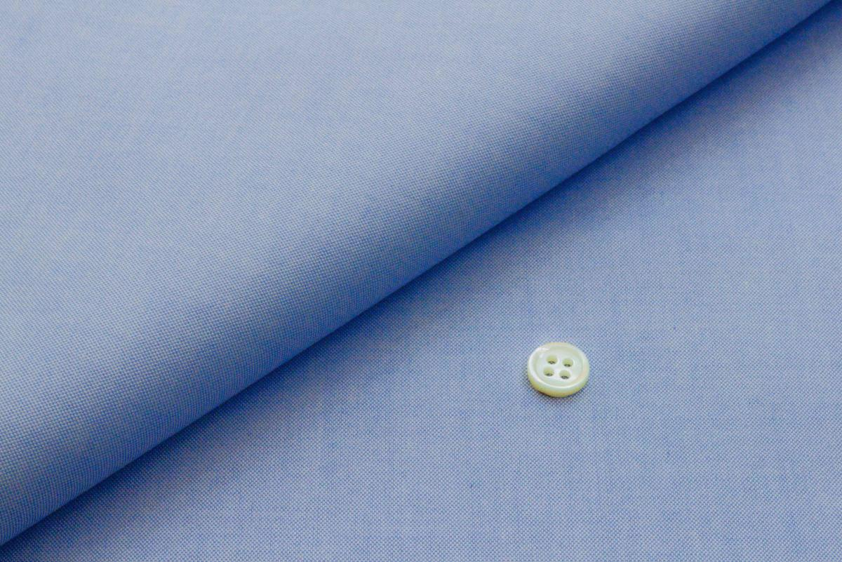 [オーダーシャツ]爽やかブルーで清潔感を、好感度アップ間違いなし!