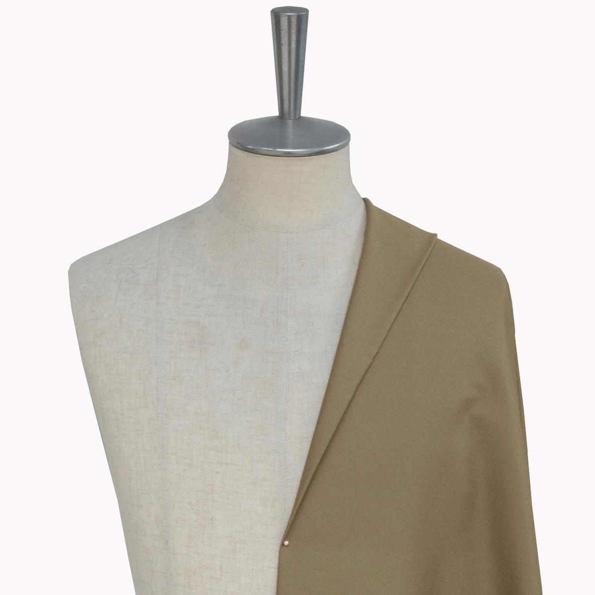 [オーダースーツ]キャメル色で大人の余裕を。クセになる着心地感