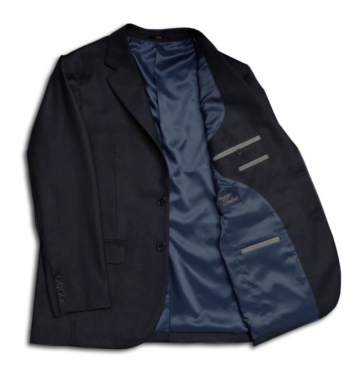 [オーダーレディーススーツ スカートセット]深めネイビーで季節感をコーディネート!
