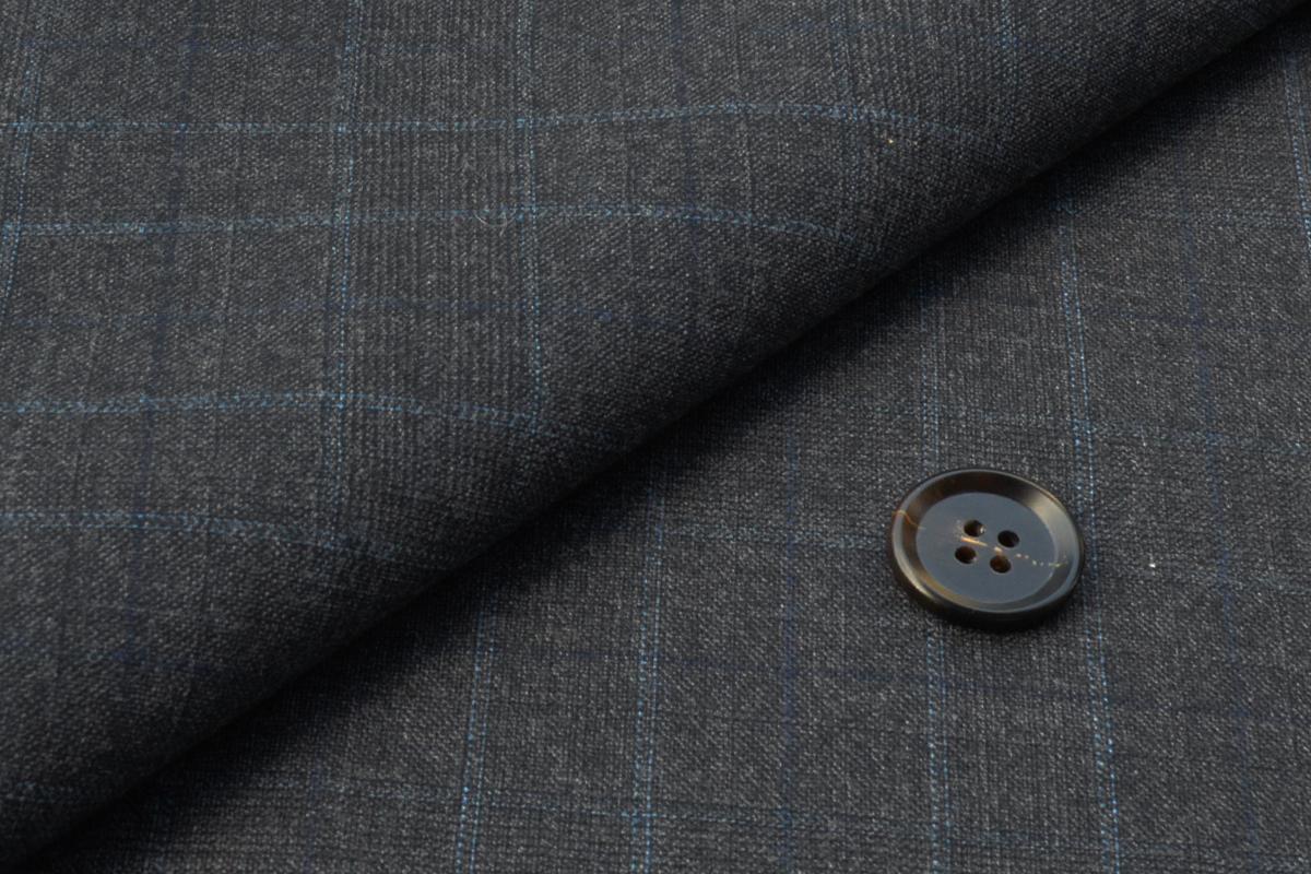 [オーダーレディーススーツ スカートセット]上品なチェック柄でエレガントな雰囲気!