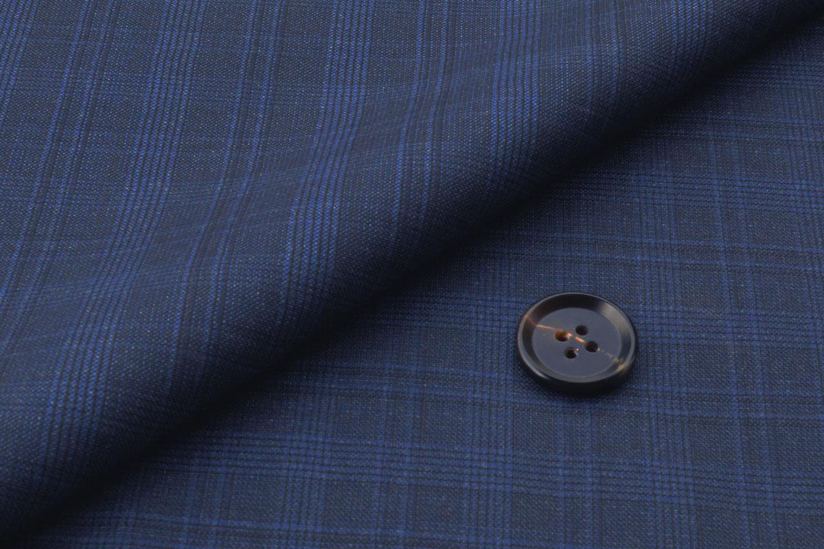 [オーダーレディースジャケット]見ればすぐに違いが分かる、ウール×シルク混生地!