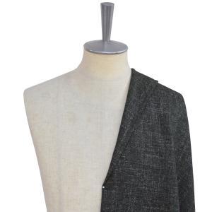 [オーダーレディーススーツ スカートセット]周りとは差をつけ、グレーを自分らしく。