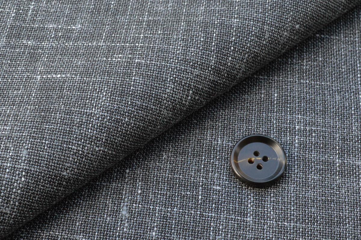 [オーダーレディーススーツ スカートセット]シルク混生地の艶感と肌ざわりの良さをお届け!