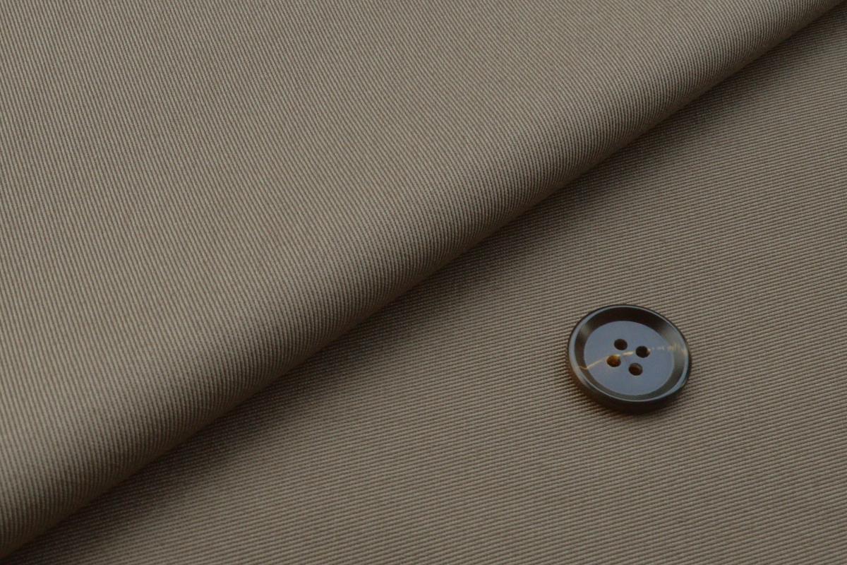 [オーダーレディーススーツ スカートセット]コットン100%で、サラっと感がキープ!