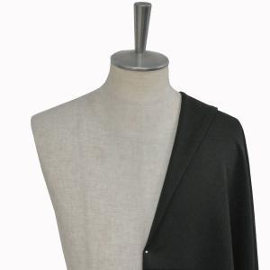 [オーダーレディーススーツ スカートセット]定番ブラックを心地よいコットン100%で。