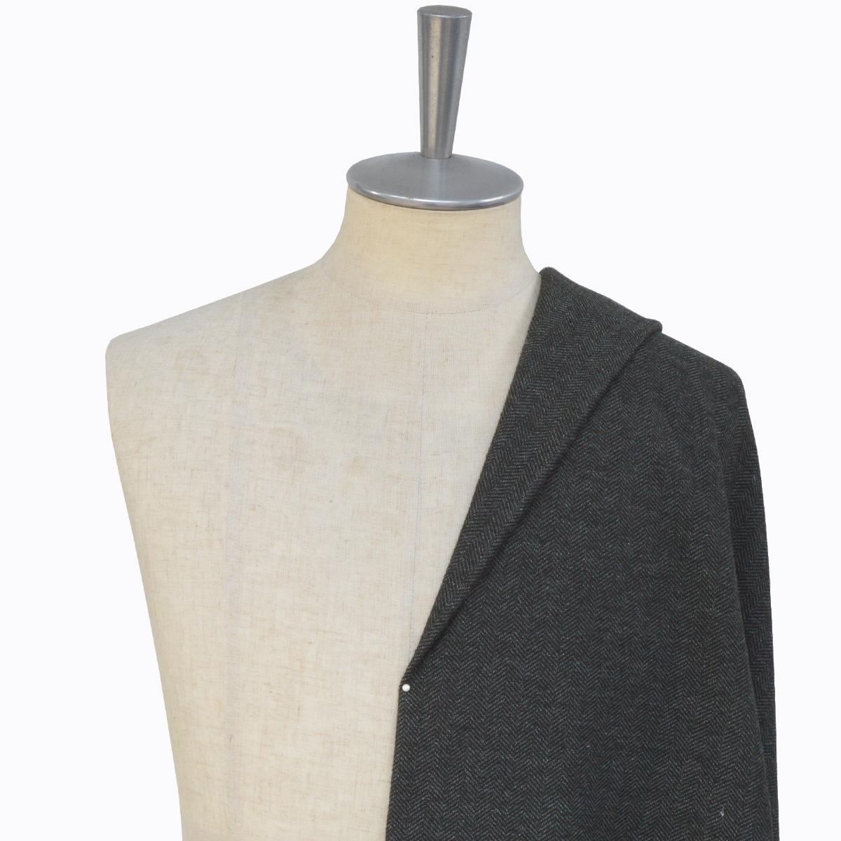 [オーダースーツ]ストレッチが効いた柔らかい着心地が魅力の一着!