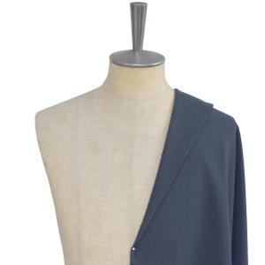 [オーダージャケット]清涼感あふれるブルーで、見た目も涼しく!