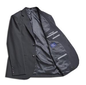 [オーダースーツ]涼し気な雰囲気のブラックで夏をクールに!