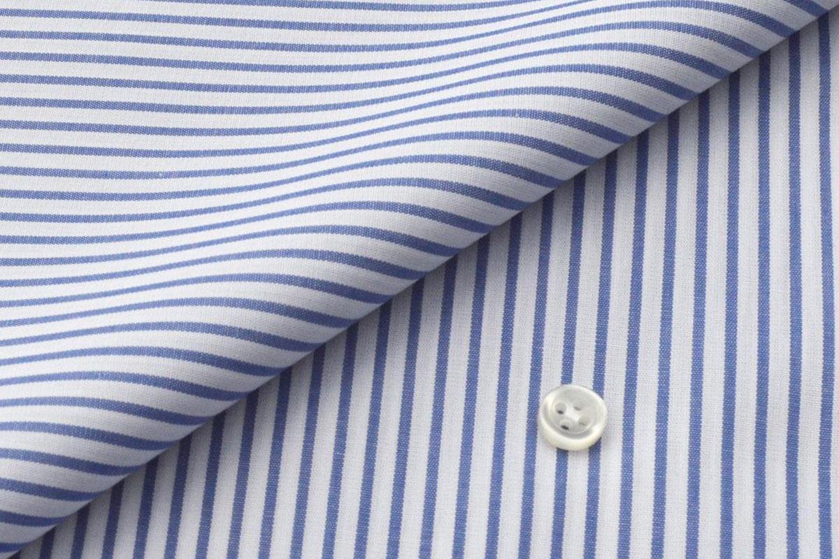 [オーダーシャツ]コットン100%シャツで納得の着心地を。