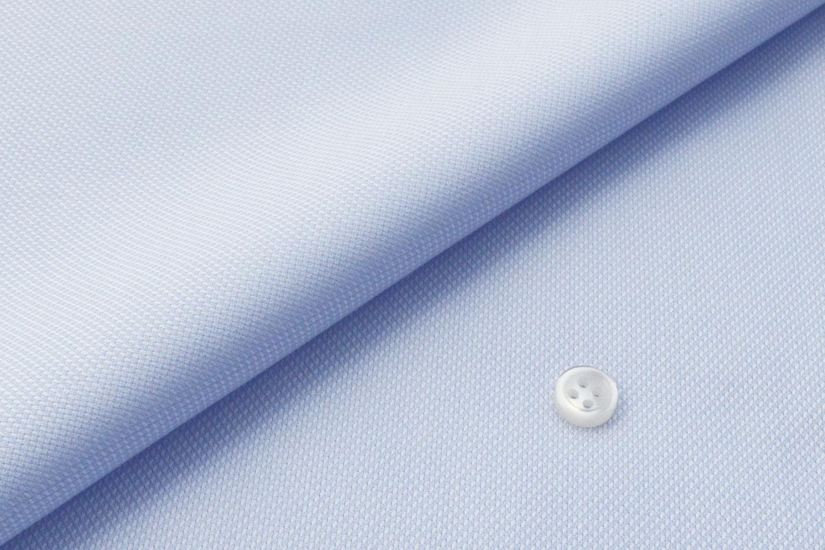 [オーダーシャツ]爽やかさがまぶしいコットン100%シャツ