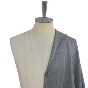 [オーダーレディーススーツ スカートセット]爽やかな印象のライトグレーでアクティブに!