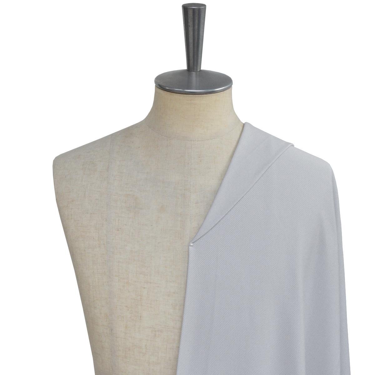 [ビズポロシャツ]ニット素材ならではの抜群の着心地を。