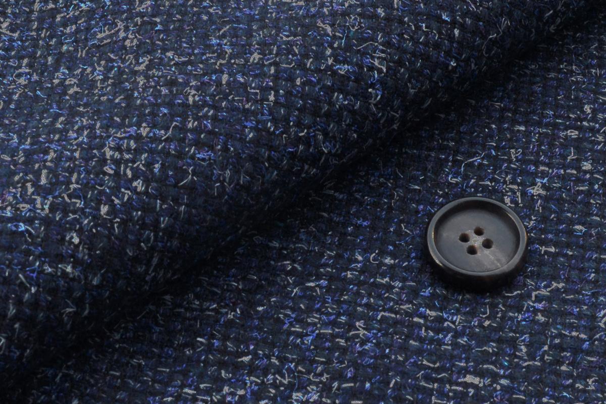 [カジュアルジャケット]【GUABELLO】イタリアの老舗ブランド生地