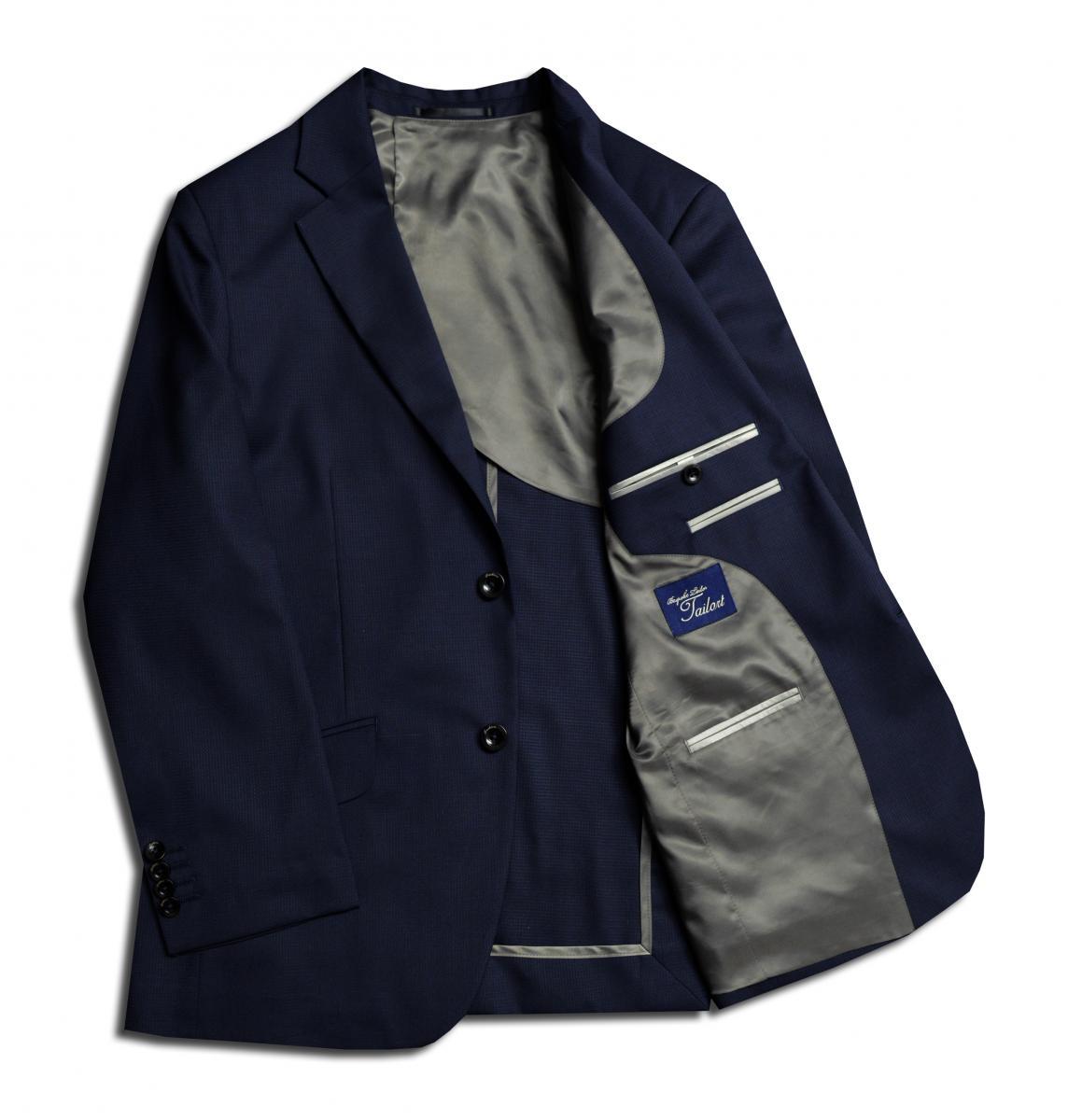 [オーダーレディースジャケット]コスパを考えるなら、この生地で決まり!