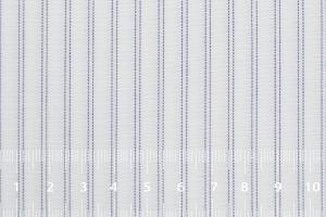 [オーダーシャツ]【ネイビーストライプ】形態安定で、お手入れ簡単