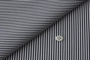 [オーダーシャツ]ロンドンストライプでお洒落感アップ